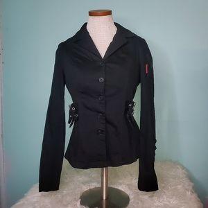 Vintage TRIPP NYC jacket Y2K goth size large